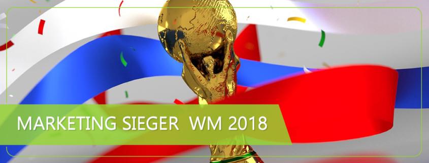 Marketing Sieger WM 2018